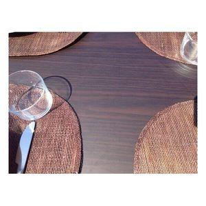 Mathi Design - table haute industrielle 110 - Mange Debout