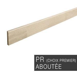 PARQUET CHENE MASSIF -  - Plinthe