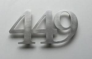 LACIER -  - Numéro De Porte