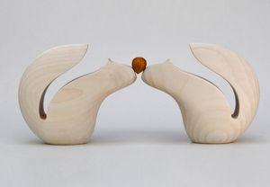 TIERGARTEN - loki - Sculpture Animalière