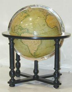Thierry Laurent -  - Globe Terrestre