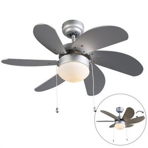 QAZQA -  - Ventilateur De Plafond
