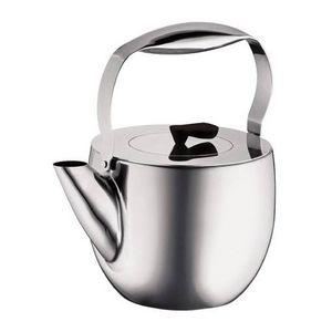 BODUM - théière à piston simple paroi en inox, 150cl brillant - columbia - bodum - Autres Divers Cuisine Équipement