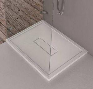 Grandform - receveur de douche ardesia design grand grandform 100x80 en 5 couleurs - couleur - Receveur De Douche À Poser