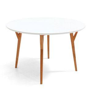 DEWARENS -  - Table De Repas Ronde