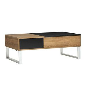 TOUSMESMEUBLES - table basse bar 1410613 - Table Basse Bar