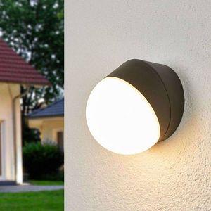 Lampenwelt - applique d'extérieur à détecteur 1414603 - Applique D'extérieur À Détecteur