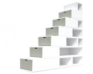 ABC MEUBLES -  - Meuble Escalier