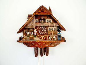 Anton Schneider -  - Horloge Coucou