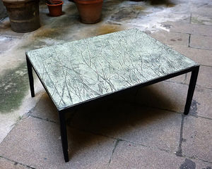 ICI ET LA - empreintes - Table Basse Rectangulaire
