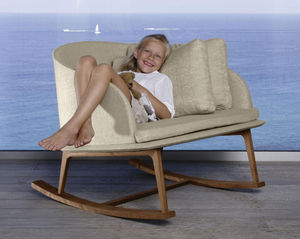 ITALY DREAM DESIGN - clariss - Rocking Chair
