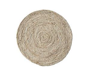 ROTIN ET OSIER - circle beige - Set De Table