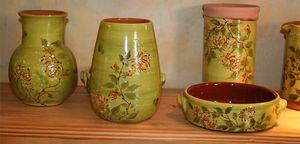 poterie moustiers -  - Brique À Vin