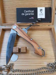LAGUIOLE CLAUDE DOZORME -  - Couteau Sommelier