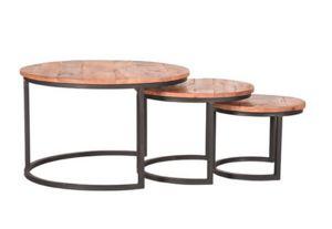 LABEL 51 -  - Tables Gigognes