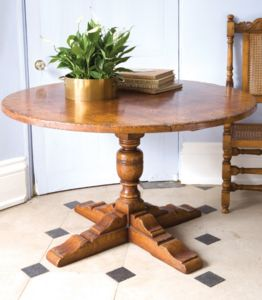 Titchmarch & Goodwin -  - Table De Repas Ronde