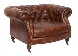Starbay -  - Fauteuil Chesterfield