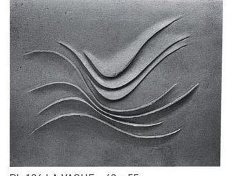 Stern - la vague - Plaque De Cheminée