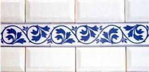 Diffusion Ceramique -   - Frise