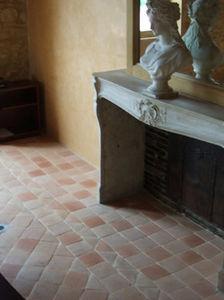 Ceramiques du Beaujolais - carrelages terre cuite antique - Carrelage De Sol Terre Cuite