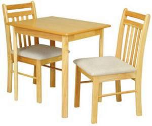 P. Ruddiman -  - Table De Repas Carrée