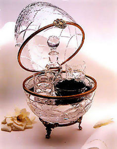 FABERGE-ART -  - Coupe � Caviar