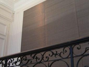PIETRO SEMINELLI - abaca cuivre - Panneau De Tissu