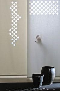Lily Latifi - tendre asym�trique - Cloison Japonaise