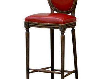 Gilles Nouailhac - flore - Chaise Haute De Bar