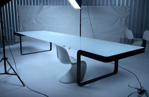 NAUGHTONE - trace boardroom table - Table Bureau