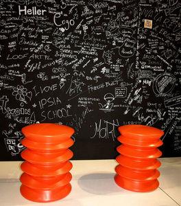 Heller - salone del mobile milano 2009 - Tabouret