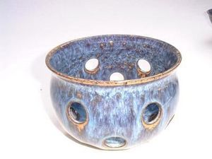 Poterie D'art Coffignal -  - Pot � Oignons