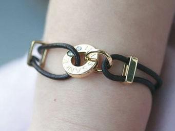 BAGUE DE NAIssANCE -  - Bracelet De Naissance