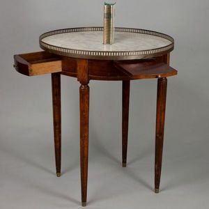 Expertissim -  - Table Bouillotte
