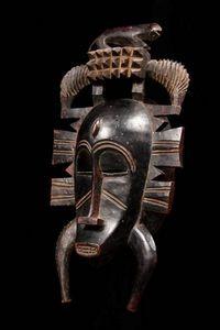 Galerie Afrique -  - Masque Africain