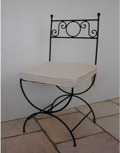 Basset Ferronnerie -  - Chaise De Jardin
