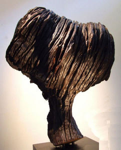 MICHAEL DELOFFRE -  - Sculpture V�g�tale