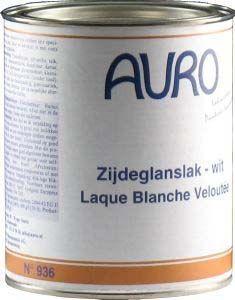 AURO -  - Laque Pour Boiseries
