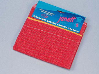 JANETT -  - Serpillère