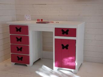 Robin Des Villes - bureau papillon - Bureau Enfant