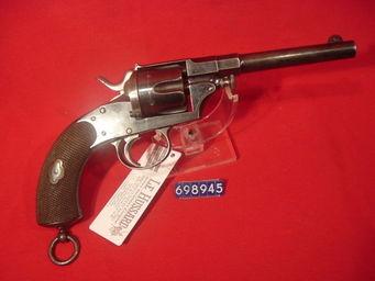 LE HUssARD -  - Pistolet Et Révolver