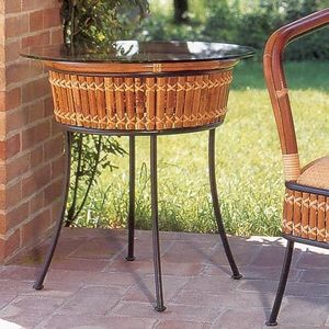 MAURIZI -  - Table D'appoint De Jardin