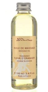 Au Pays de la Fleur d'Oranger -  - Huile De Massage