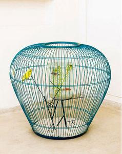CONSTANCE GUIssET -  - Cage À Oiseaux