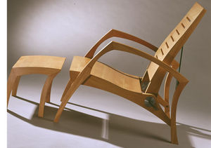 SIXAY furniture - grasshopper relax chair - Chaise Longue De Jardin