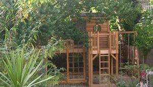 The Childrens Cottage Company -  - Cabane