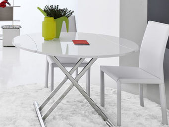 ITALY DREAM DESIGN - simple round - Table Pliante