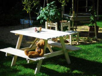 BARCLER - set pique-nique enfant - Table Pique Nique