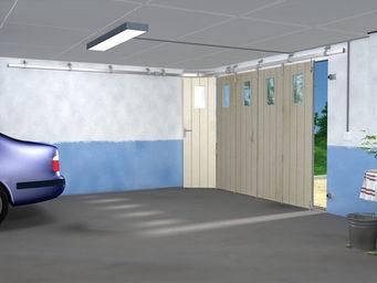 Mantion - sportub - s�rie 300 portes � d�placement lat�ral - Porte De Garage Coulissante