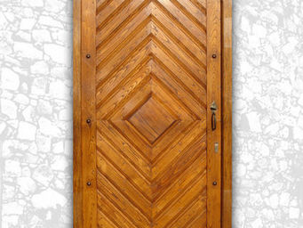 Portes Anciennes - la corse - Porte D'entr�e Pleine